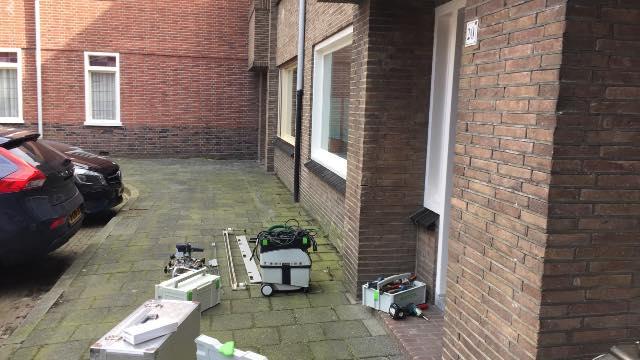 Bergen op Zoom Voordeur