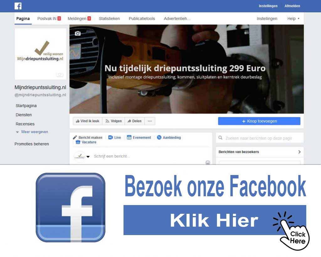 driepuntssluiting facebook