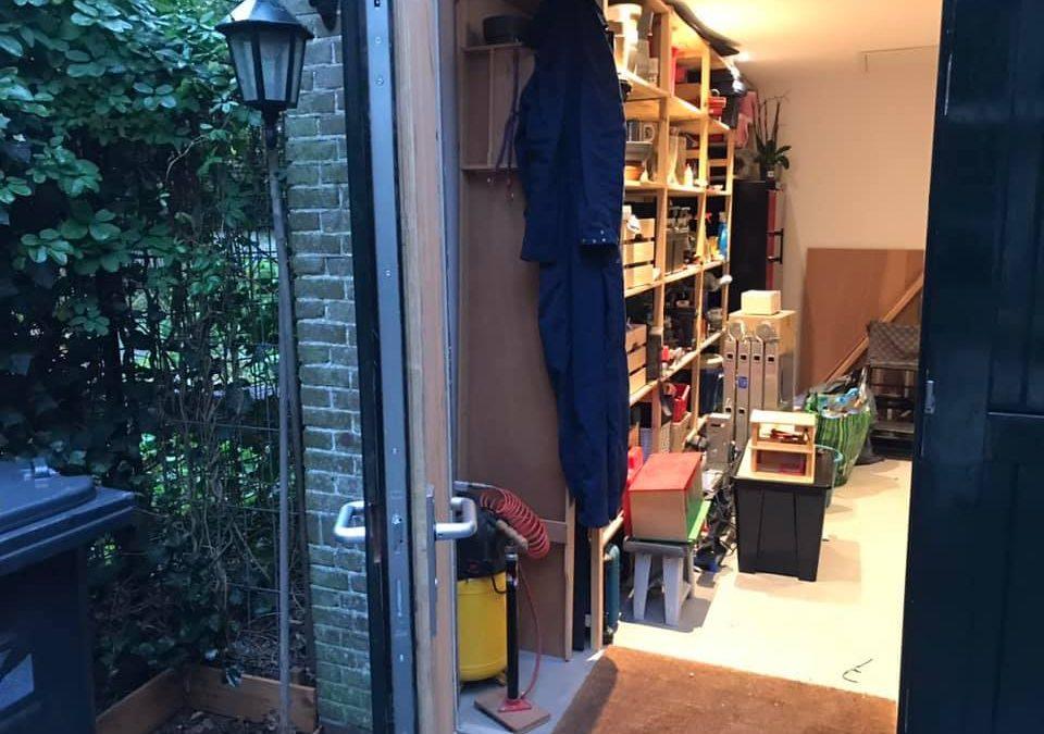 Driepuntssluiting garage Zeist