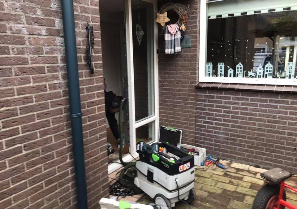 Driepuntssluiting Dordrecht