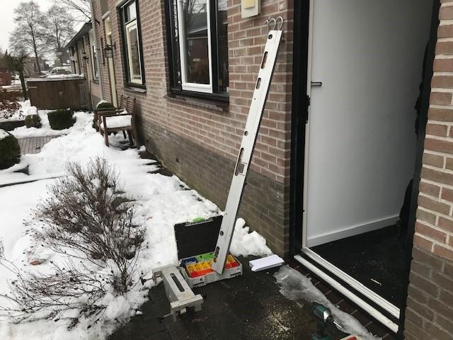 Almere deur beveiligd veiligheidsbeslag