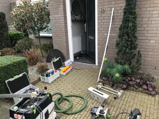 Tilburg voordeur en achterdeur beveiligd